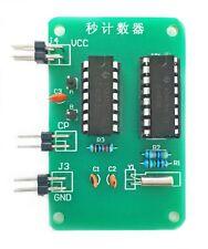 CD4060 CD4013 Second Counter Signalerzeugung Schaltungsoszillator DIY Kits