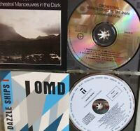 Orchestral Manoeuvres in the Dark/OMD- Organisation/Dazzle Ships- 2CD No Barcode
