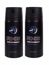 Hacha (Lynx) anarquía 150ml X 2 Desodorante para hombres