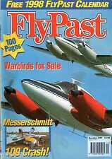 Flypast Magazine 1997 December Beagle Bassett,Stinson,Supermarine Spitfire