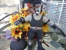 dc multiverse mcfarlane Baf Bane and scarecrow