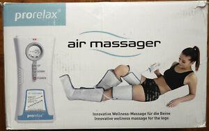 prorelax Air Massager - Innovative Wellness-Massage für die Beine