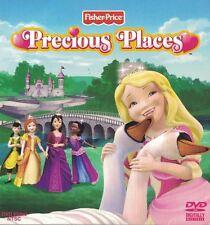 Fisher Price Precious Places DVD The Princesses Save the Ball Animated Cartoon
