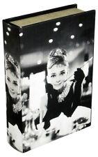TIFFANY - AUDREY HEPBURN STORAGE BOOK BOX- A GREAT GIFT!