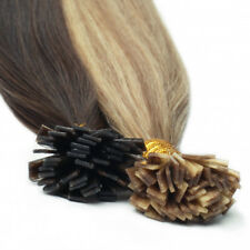 """Beauty Works Remi Hair   Flat Tip   Pre Bonded   Individuals 18"""" 20"""" RRP £85.99+"""