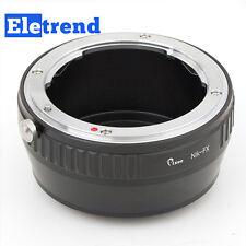 Pixco Lens adapter for Nikon AI F to Fuji Fujifilm X-T1 X-A1 X-E2 M1 X-Pro1
