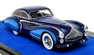 Matrix 1/43 Scale Talbot Lago T26 Grand Sport Coupe Saoutchik 1948 Lowman Museum