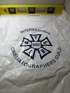 BAG PLASTIC - International Cinematographers Guild Promo Genuine
