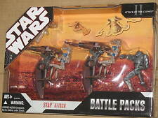 Star Wars Hasbro 30th Anniversary Collection STAP ATTACK Excl. Battle Pack MISB