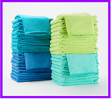 Premium Microfiber Towels 220gsm clean Home & Auto etc.. By Campanelli