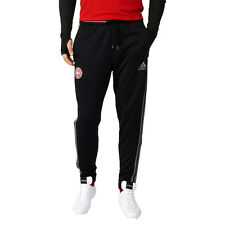 adidas Performance Black Training Football Pants Tracksuit Bottoms Trousers