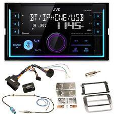 JVC KW-X830BT Bluetooth USB Einbauset für Ford Focus Mondeo S-Max Galaxy