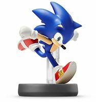 Nintendo Amiibo Sonic Super Smash Bros. Smash Brothers Series Figure Japan