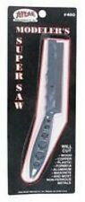 Atlas #400 Snap Saw - All-Purpose Saw Ideal for Cutting HO or N Scale Track