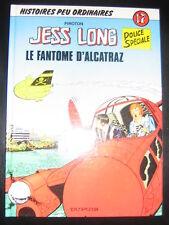 BD jess long n°17 le fantome d'alcatraz EO 1992 TBE piroton RARE