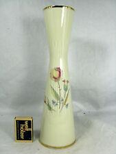 Formschöne 60er Jahre Design Zeh Scherzer Porzellan porcelain Vase Nr .2   27 cm