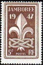 "FRANCE TIMBRE STAMP N°787 ""JAMBOREE MONDIALE, MOISSON, SCOUT"" NEUF XX TTB"