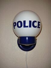 Police Station Light Wall Lamp Police Precinct Police Call Box Collector