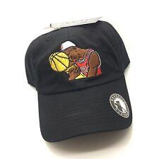 Black Jordan Championship Trophy Dad Cap Hat