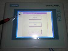 💥💥  SIEMENS TP 177 MICRO -  6AV6 640 0CA11 0AX0 // 6AV6640-0CA11-0AX0