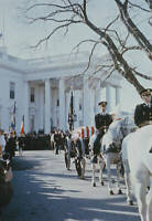 State Funeral Of President Kennedy 1963 OLD PHOTO