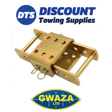 Land Rover Extra Long 3.5T Towbar Trailer Adjustable Height Coupling Drop Plate