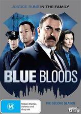 Blue Bloods : Season 2 (DVD, 2012, 6-Disc Set)