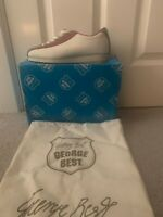 Vintage Ben Sherman George Best Trainers New