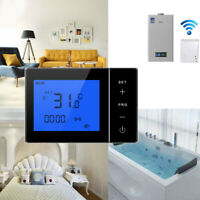 Wireless Thermostat Central Heating Room Underfloor Heating Thermostats Boiler