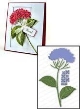 Impression Obsession HYDRANGEA Craft Cutting Metal Die Set DIE044-Y Flower