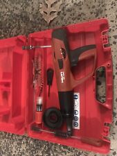 Hilti Dx460 F8 Powder Actuated Tool Fastener With Case