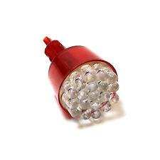1x Ultra Bright Red 19-LED Upgrade Rear Fog Beam Lamp Light Bulb