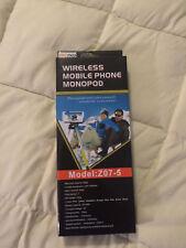 NEW IMARKU WIRELESS MOBILE PHONE MONOPOD SELFIE STICK!