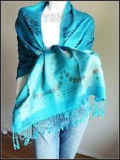 Elegant Pashmina Cashmere Scarf Wool Shawl/Wrap/AH