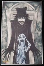 The Babadook Horror Movie 11x17 Poster Art Print Signed By Chris Oz Fulton!