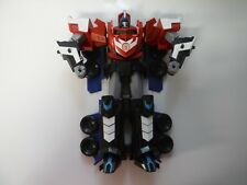 Mega Optimus Prime Robots in Disguise RiD 3 Step Transformer Hasbro