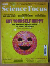 BBC Science Focus magazine October 2019 Gut Microbes Amazon Rainforest Space