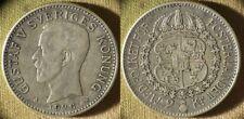 Sweden : 1926W 2 Kr. XF #787 IR9602
