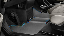 OEM BMW 2014-2017 i3 Electric All Weather Floor Mats Front & Rear 51472348072