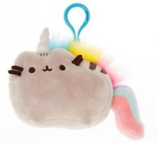 Gund Unicorn Pusheen Soft Keyring New with Tags
