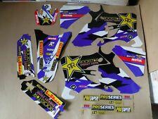 New YZF 250 450 03 04 05 Rockstar FLU Graphics Sticker Kit 71092 YZ250F YZ450F