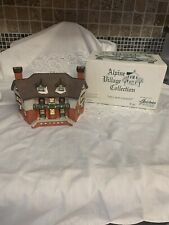 Christmas Traditions Alpine Village Collection Village Chalet