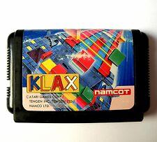 KLAX - jeu pour Sega Megadrive / Game for Sega Mega Drive JAP (NTSC / Japan)