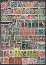 Latvia - 1919-32 Stamp Accumulation (Used)