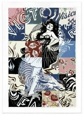 Faile Visions Victoire Art Print Poster Signed & Numbered