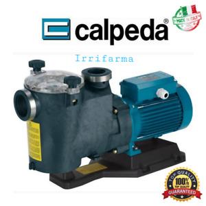 Elettropompa per piscina pompa autoadescante filtrazione MPCM 11 HP 0,5 VOLT 220
