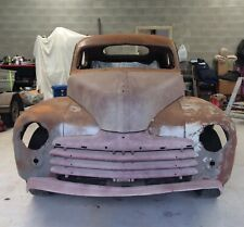 1947 FORD COUP PROJECT