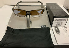 Oakley Sunglasses TINFOIL Carbon w/Titanium Iridium Polarized Lenses OO4083-07