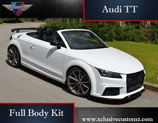 Audi TT RS Xclusive Design Full Body Kit for Audi TT MK2 8J to MK3 Convertible