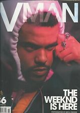 V Man magazine The Weeknd Devonte Hynes Lil Yachty Vic Mensa Years and Years